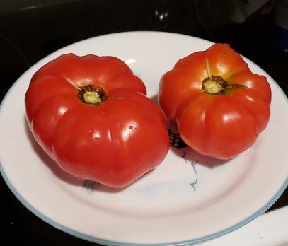 First 2 ripe